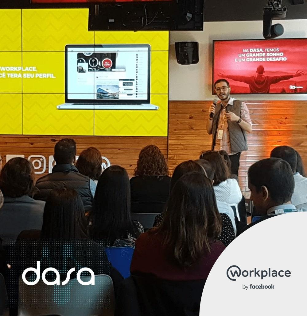Prêmio Workplace by Facebook 2018