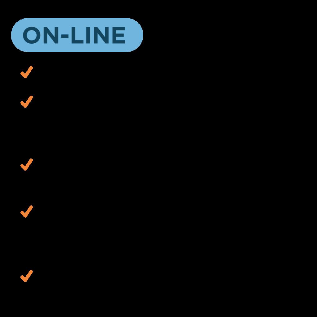 Formato on-line do Programa de Desenvolvimento de Líderes no Grupo Aço Cearense